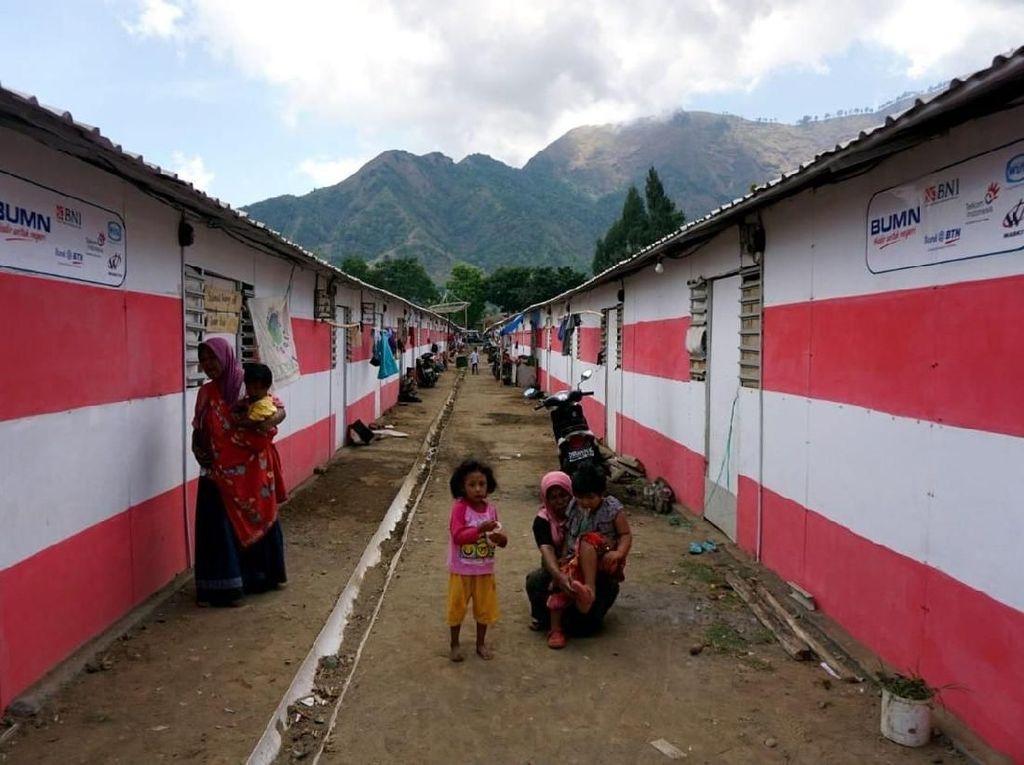 DPR-Pemerintah Raker Evaluasi Penanganan Gempa NTB