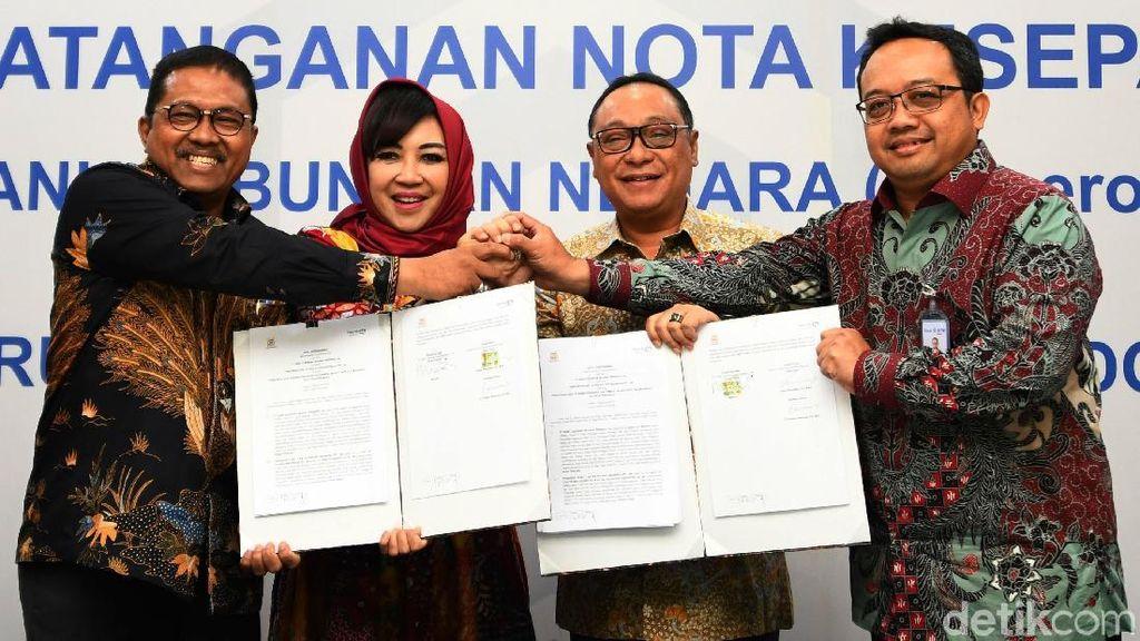 BTN Gandeng Ikatan Notaris Indonesia
