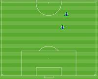Gambar tackle Abimanyu vs Qatar.