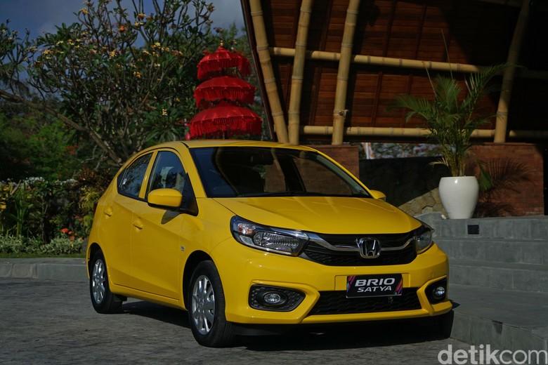 Honda Brio Satya. Foto: PT Honda Prospect Motor