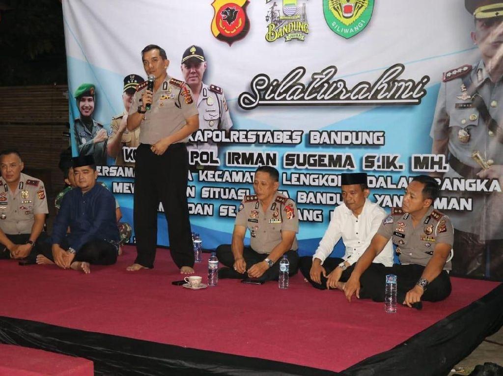 Jelang Pemilu, Kapolrestabes Bandung Ajak Warga Jaga Keamanan