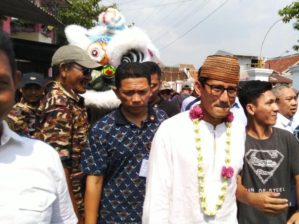 Blusukan ke Pecinan Semarang, Sandi Pamer OK OCE