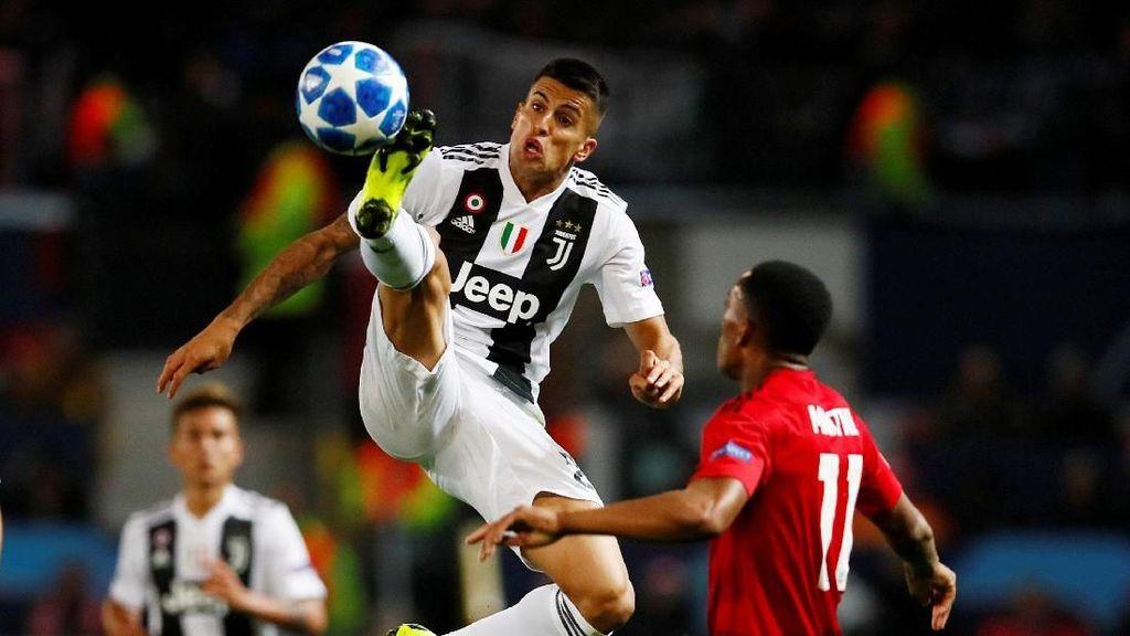Juventus Bungkam MU di Old Trafford
