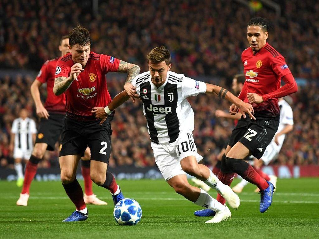 Evra Bak Jimat Keberuntungan untuk MU dan Juventus