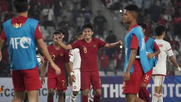 Klasemen Piala Asia U-19: Qatar Juara Grup, Indonesia Runner-up