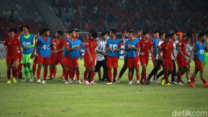 Timnas Indonesia U-19 masuk ke Grup K di Kualifikasi Piala Asia 2020. (Foto: Ari Saputra)