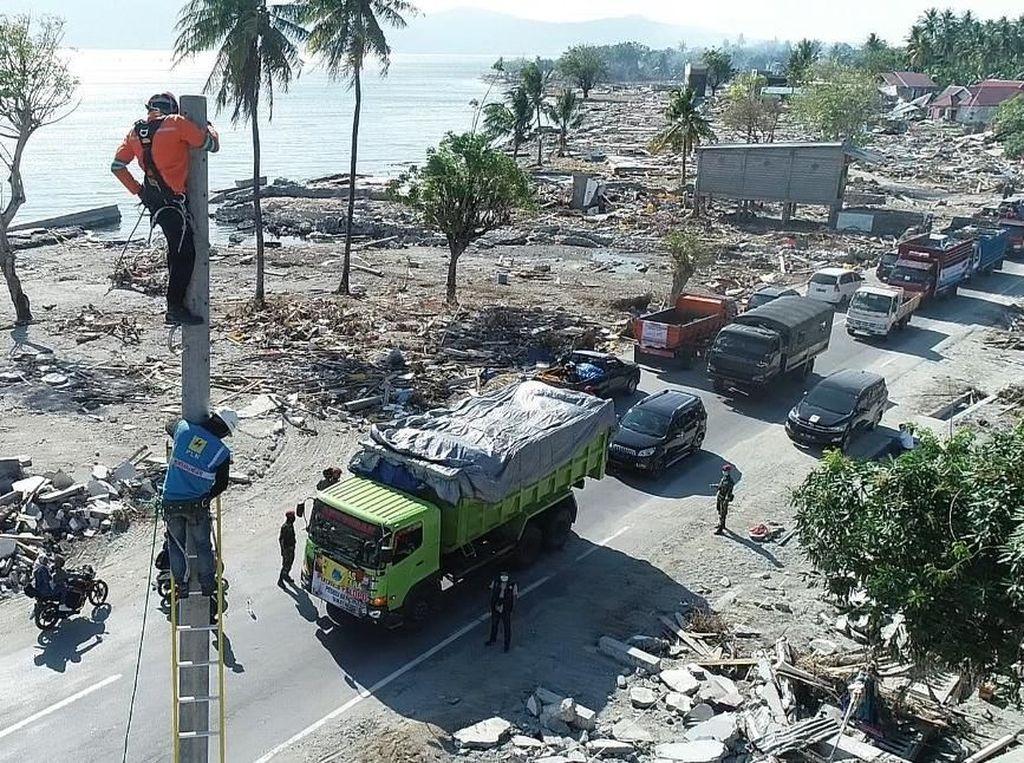 BNPB: Kerugian Bencana Sulteng Lebih dari Rp 15 Triliun