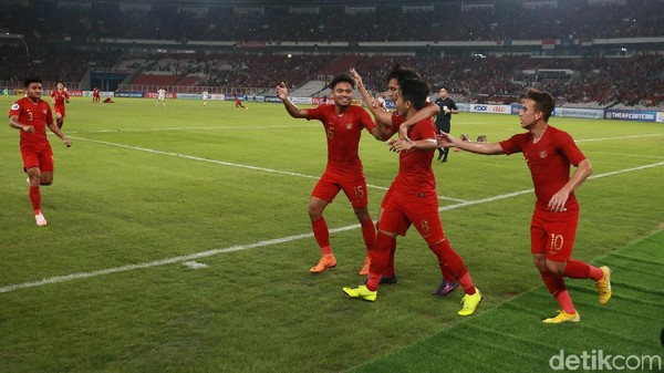 Indonesia Hadapi Jepang di Perempatfinal Piala Asia U-19 2018