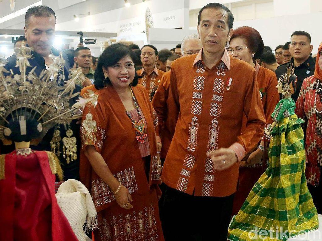Soal Produksi Mobil Esemka, Jokowi: Jangan Dipikir Saya yang Bikin