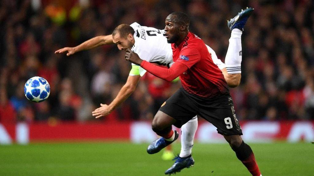 Setelah 22 Tahun, Juve Menang Lagi di Old Trafford