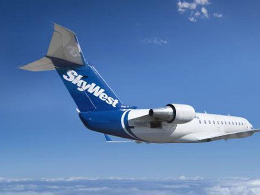 Kisah Pesawat yang Putar Balik Karena Kegedean