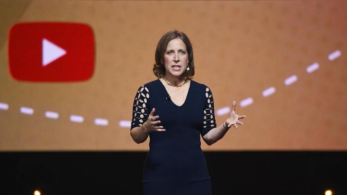 CEO YouTube  Susan Wojcicki. Foto: Noam Galai/Getty Images