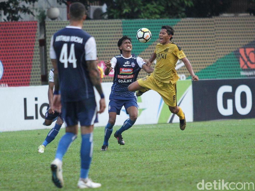 Dicurigai Lakukan Pengaturan Skor, Ini Kata Manajemen Arema FC