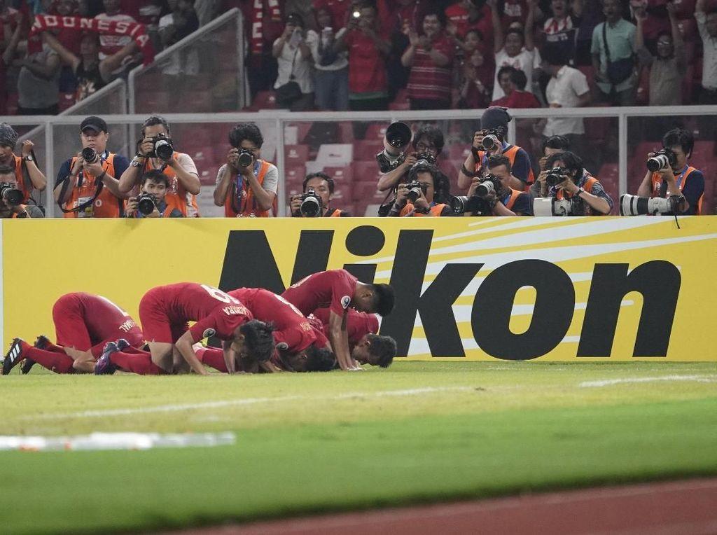 Kalahkan UEA 1-0, Indonesia ke Perempatfinal Piala Asia U-19 2018