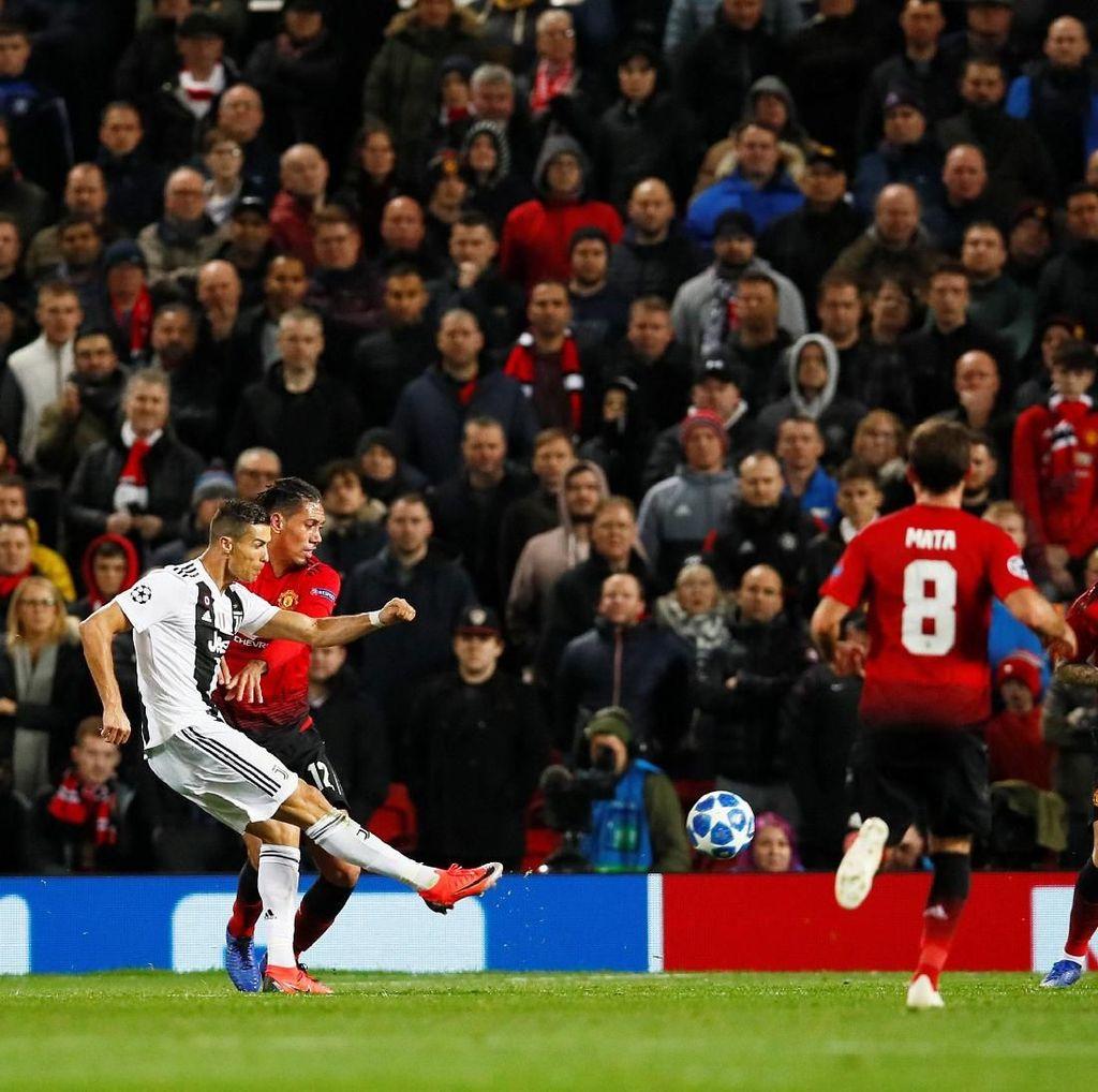 MU Kalah, Mourinho: Juventus Beda Level