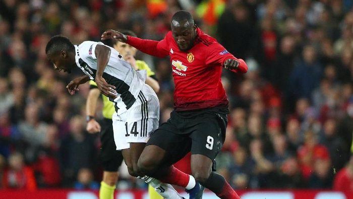 Romelu Lukaku sedang disorot karena puasa gol di delapan pertandingan beruntun (Hannah McKay/Reuters)