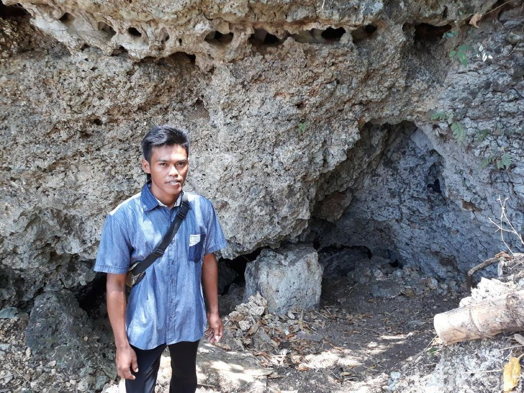 Temukan Mata Air di Gua, Warga Gunungkidul Ini Butuh Bantuan Pompa