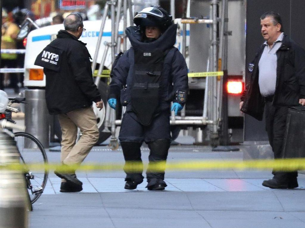 Pelaku Teror Ancaman Bom di AS Ditangkap, Ternyata Pendukung Trump