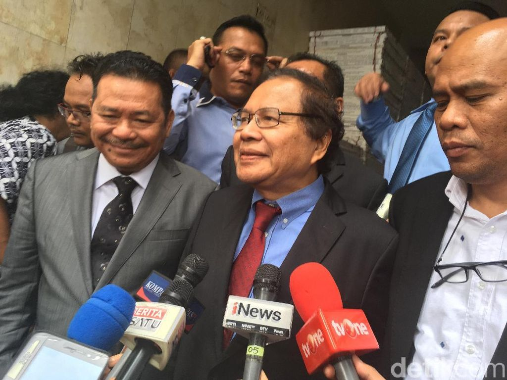 Otto Hasibuan Sebut Kasus Rizal Ramli di Polda Naik Penyidikan