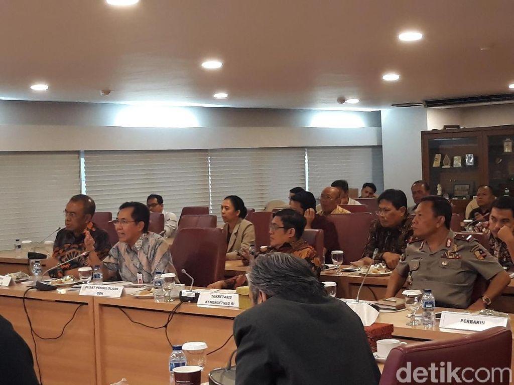 DPR-Pemerintah Sepakat Relokasi Lapangan Tembak Senayan