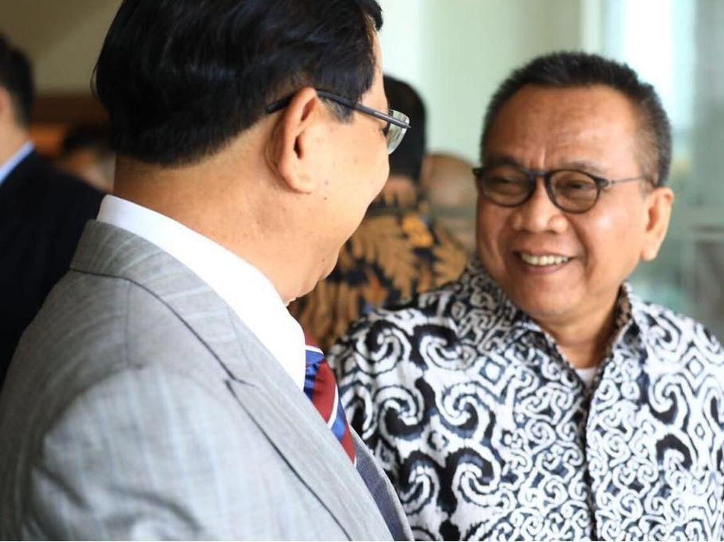 Angin Surga dari Prabowo untuk M Taufik