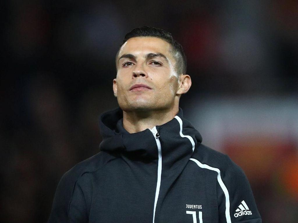Kapan Ronaldo Dikasih Istirahat, Allegri?