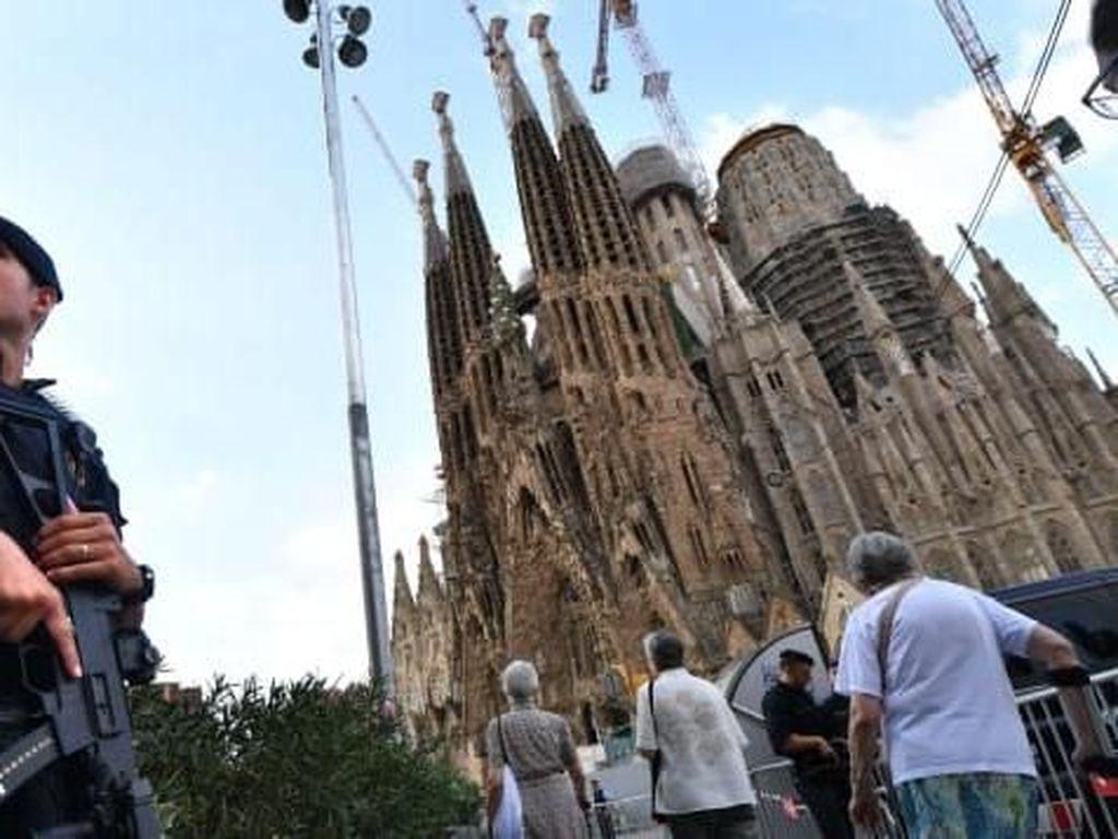 Bangunan Landmark Spanyol Ternyata Ilegal Selama 136 Tahun