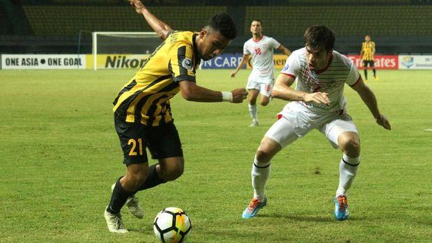 Timnas Malaysia imbang 2-2 lawan Tajikistan di Piala Asia U-19. (