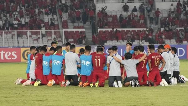 Indonesia Lolos ke Perempatfinal Berkat Rida Allah SWT