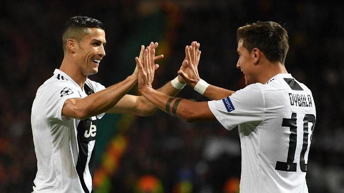 Paulo Dybala yakin Juventus berpeluang besar menangi Liga Champions. Foto: Michael Regan/Getty Images
