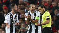 Usai Kalahkan MU, Chiellini: Juventus Harus Lebih Baik Lagi