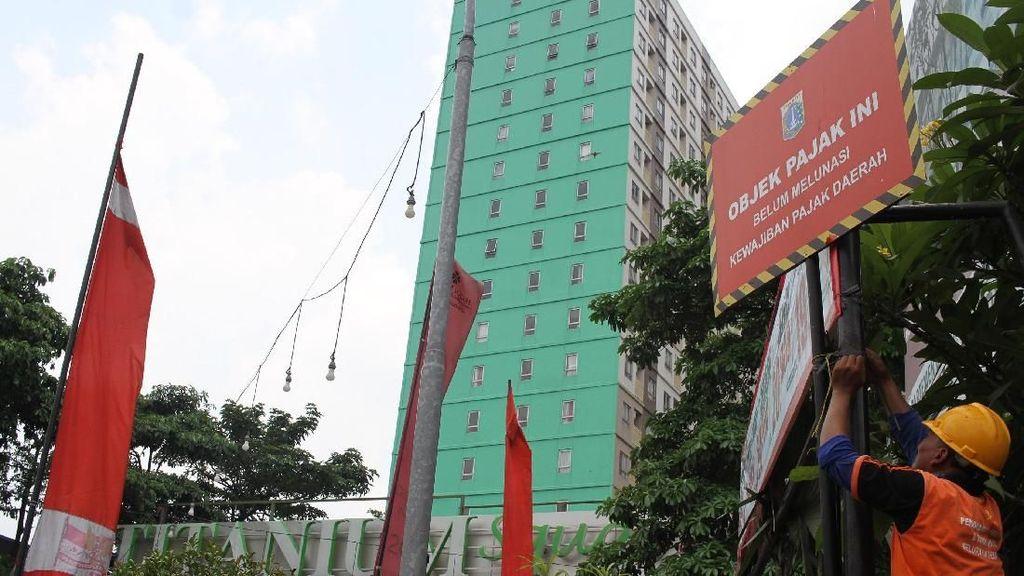 Ini Dia Gedung dan Bangunan Penunggak Pajak di Jaktim