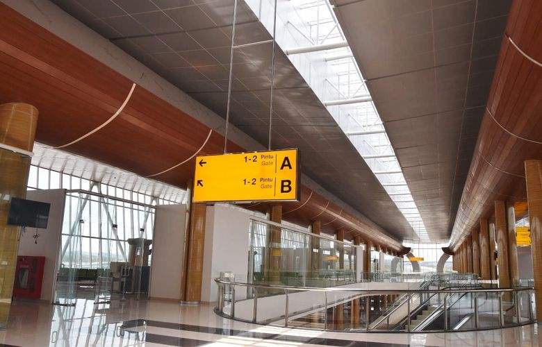 Bandara ini mampu melayani pesawat Boeing 737-900 ER | Detifinance | Istimewa/Kemenhub.