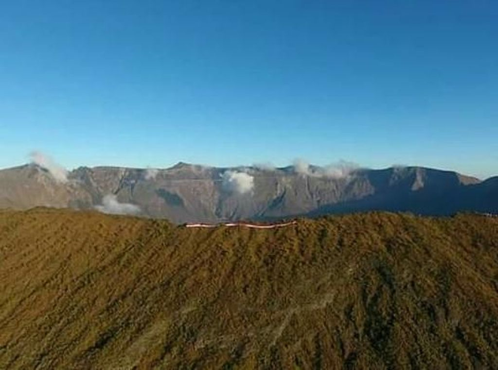 Terkenal Sampai Eropa, Apa Kekurangan Gunung Tambora?
