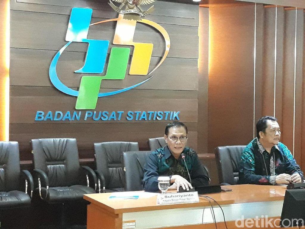 BPS: Angka Kemiskinan 9,82% Tidak Kecil