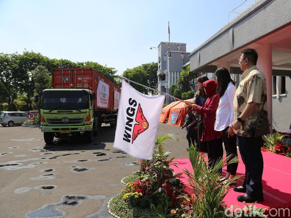 Risma Kirim Bantuan Ahli Bangunan ke Korban Gempa Palu, Ini Harapannya