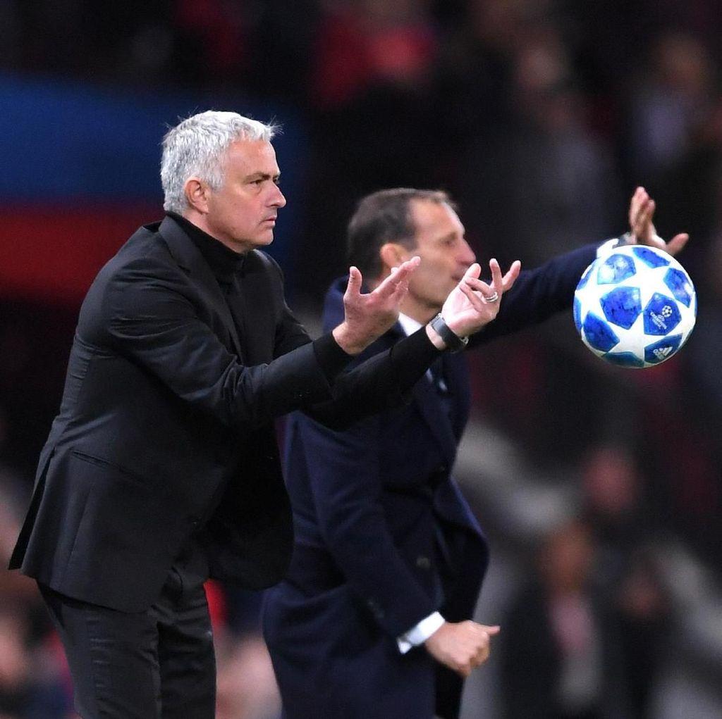 Mourinho: MU Incar Runner-up Grup