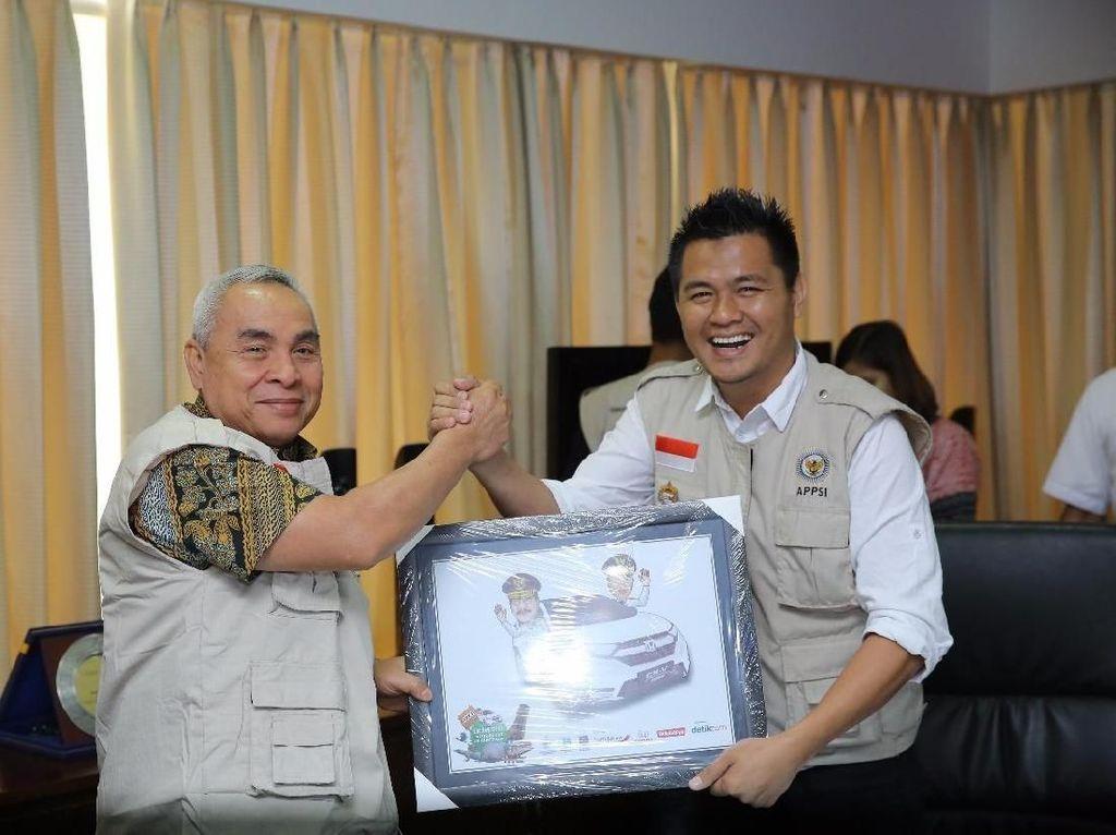 Gubernur Kaltim Soroti Masifnya Pembangunan Infrastruktur di Jawa