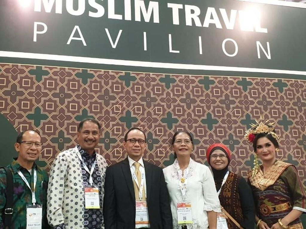 Destinasi Halal Indonesia Kian Diminati Pasar Global