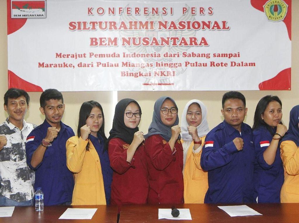 BEM Nusantara Gelar Silaturahmi Nasional