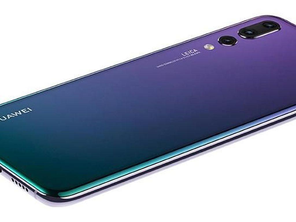 Tampilan iPhone Anyar Bakal Mirip Huawei P20 Pro