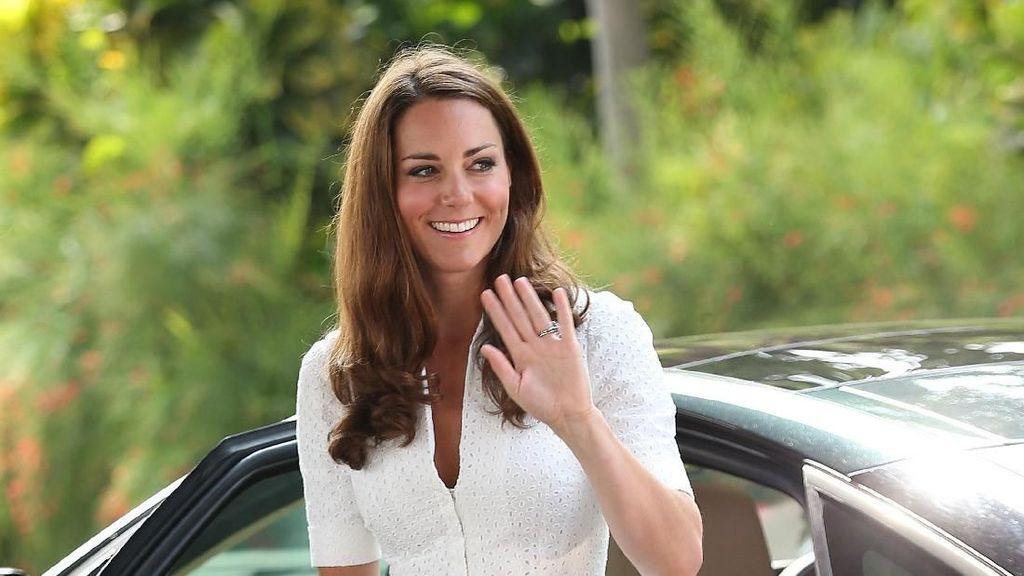 8 Momen Kate Middleton Mendobrak Tradisi dan Protokol Kerajaan
