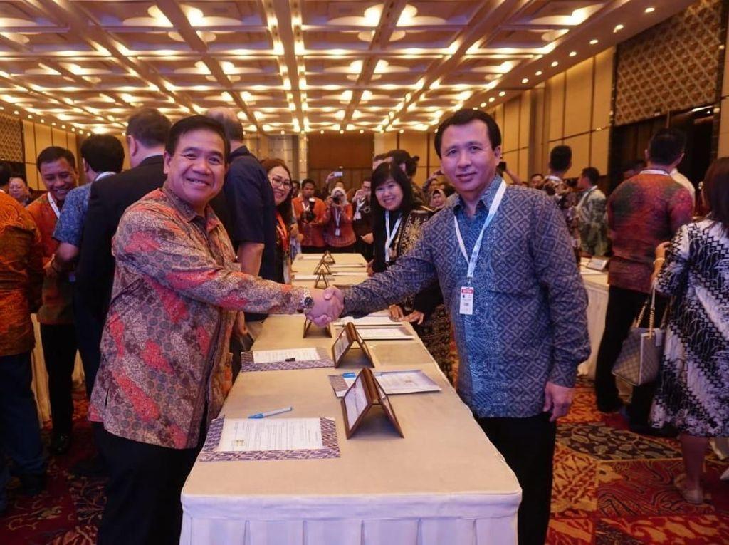 Pertamina Lubricants Jadi Wakil Indonesia Lewat Pameran TEI