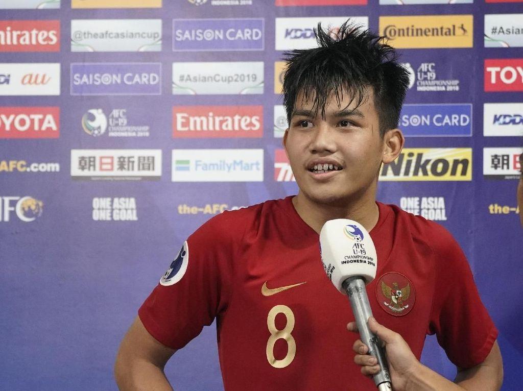 Witan Sulaeman: Semoga Timnas Senior Juara Piala AFF 2018