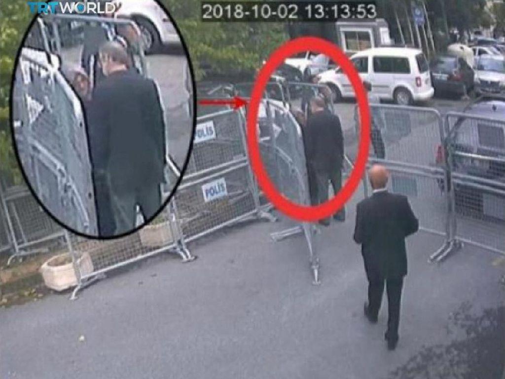 Eks Ajudan MBS Dinyatakan Tak Terbukti Dalam Pembunuhan Jamal Khashoggi