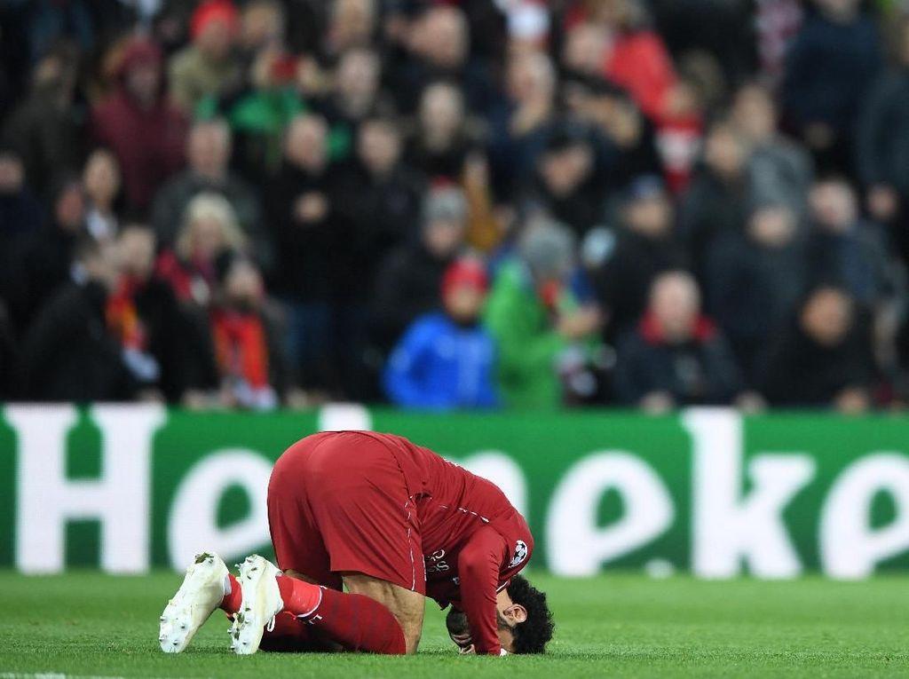 Capai 50 Gol di Liverpool, Salah Pecahkan Rekor