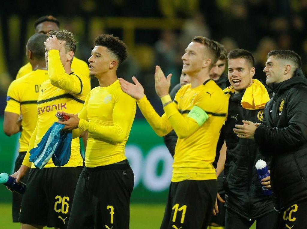 Dortmund Luar Biasa, Sensasional!
