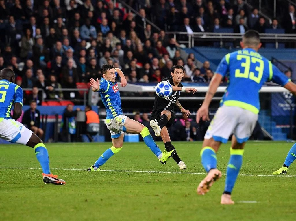 Ancelotti: PSG Tak Bisa Ditebak