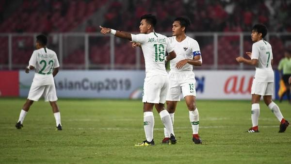 Jadi Starter atau Cadangan di Timnas U-19, Indra Mustafa Akan Habis-habisan