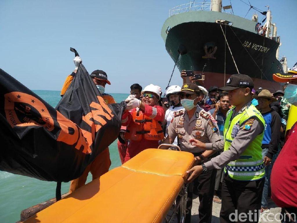 Tiga ABK KM Cahaya Bahari Jaya yang Hilang Ditemukan